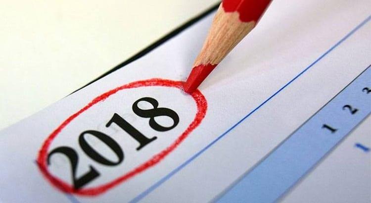 Feriados da Empregada Doméstica 2018