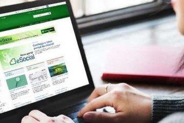 informe de rendimentos no eSociall