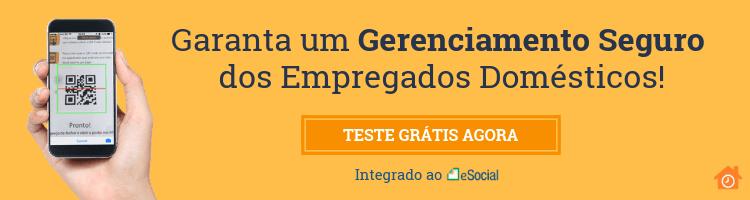 Teste grátis - aplicativo Hora do Lar
