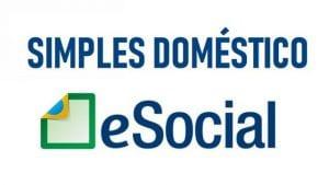 simples doméstico - logotipo do esocial