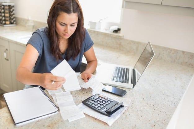 Cálculo de férias da empregada doméstica