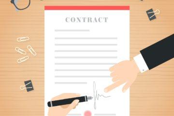 Quebra contrato