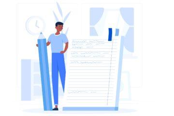 Carta de demissão da empregada doméstica