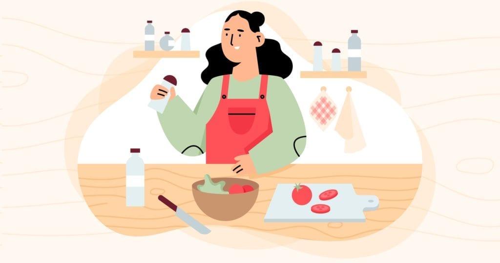 cozinheira é empregada doméstica