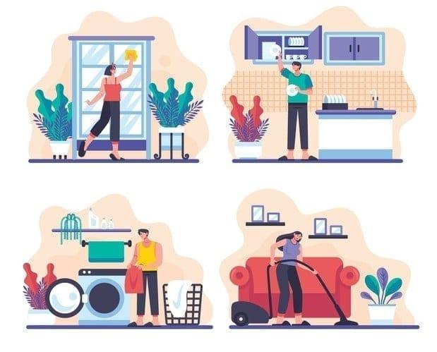 acúmulo de função para doméstica