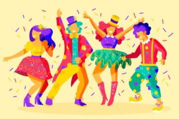 Carnaval 2021 para Empregada Doméstica